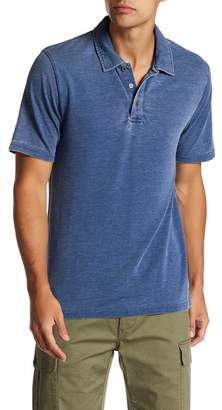 Threads 4 Thought Short Sleeve Burnout Polo