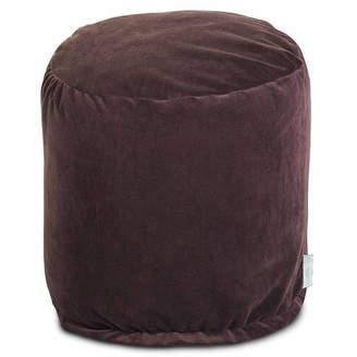 Asstd National Brand Beanbag Ottoman Pouf