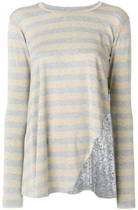 Antonio Marras knitted lace top