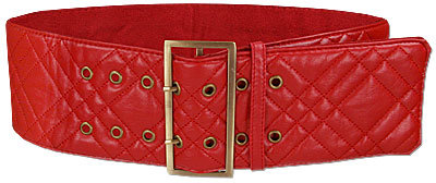 BKE Quilted Stretch Belt