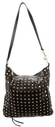 Rebecca Minkoff Studded Milo Hobo bag