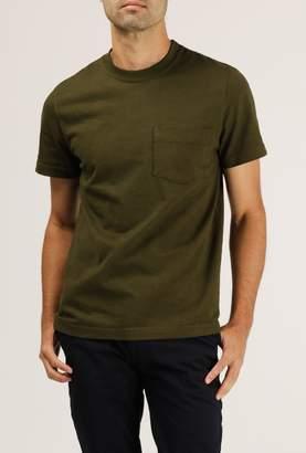 Welcome Stranger Bison Pocket T-Shirt