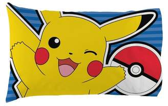 Pokemon Battle Squad Pillow Case