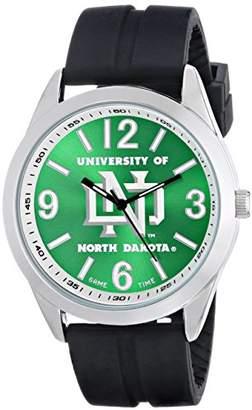 """Game Time Men's COL-VAR-NDK """"Varsity"""" Watch - North Dakota"""
