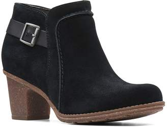 Clarks Sashlin Ester Women's High Heel Ankle Boots