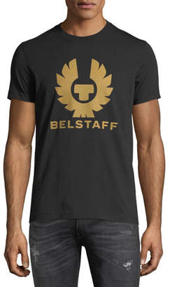 Belstaff Logo-Graphic Jersey T-Shirt