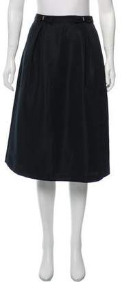 Ted Baker Double Bow Knee-Length Skirt w/ Tags