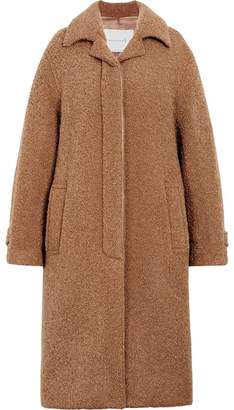 MACKINTOSH Beige Poodle Tweed Coat LM-081F
