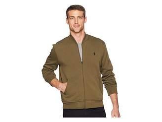Polo Ralph Lauren Double Knit Tech Bomber Jacket