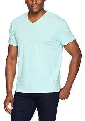 Calvin Klein Men's Slim V-Neck T-Shirt