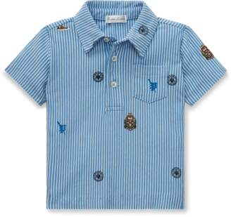 Ralph Lauren Featherweight Graphic Polo