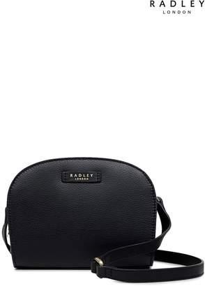 At Next Womens Radley Black Small Crossbody Zip Around Bag