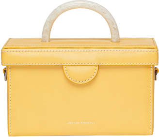Loeffler Randall Bella Leather Box Bag