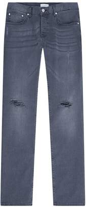 Sandro Distressed Skinny Jeans