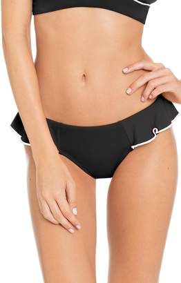 Robin Piccone Malia Ruffle Bikini Bottoms