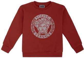 Versace Tonal Medusa Sweatshirt