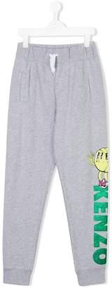 Kenzo Teen novelty sweatpants