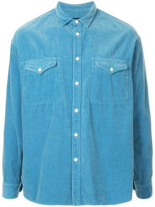 08sircus corduroy shirt jacket