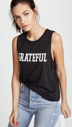 Spiritual Gangster Grateful Muscle Tank