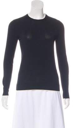 Gucci Long Sleeve Cashmere Sweater