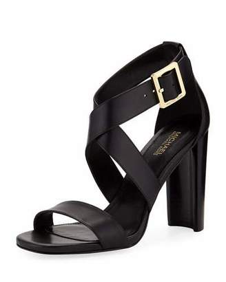 MICHAEL Michael Kors Shia Leather High Sandal