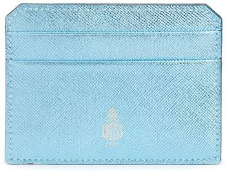 Mark Cross worn out effect cardholder