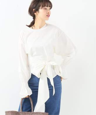 Journal Standard (ジャーナル スタンダード) - JOURNAL STANDARD L'ESSAGE 【THE NEWHOUSE/ザ ニューハウス】MERCER BLOUSE