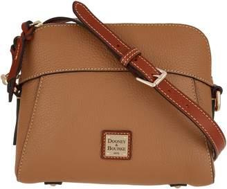 Dooney & Bourke Pebble Leather Crossbody - Cameron