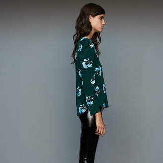 Maje Blouse in floral print