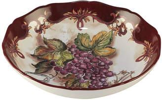 Certified International Vintners Journal Serving/Pasta Bowl