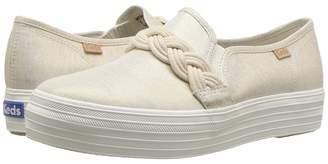 Keds Triple Decker Rope Bracelet Women's Slip on Shoes