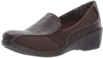 Easy Street Shoes Women's Dolores Flat 6.5 W US