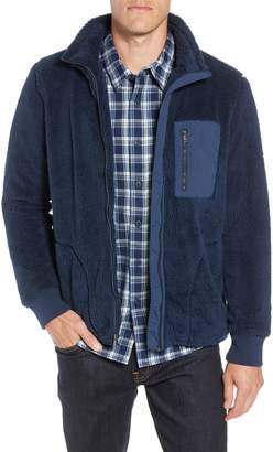 UGG Lucas High Pile Fleece Sweater Jacket