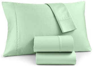 Charter Club Sleep Luxe 4-Pc. Solid California King Extra Deep Sheet Set, 700 Thread Count Egyptian Cotton, Created for Macy's Bedding