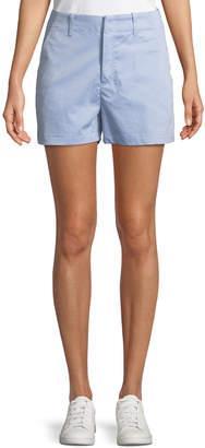 Joie Brusha Flat-Front Shorts