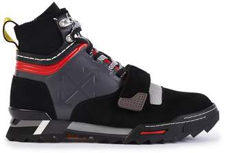 Off-White Off White Hiking trainer-boots