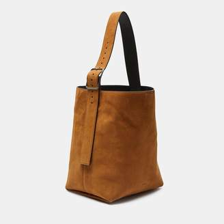 Theory Hobo Bag in Nubuck Leather