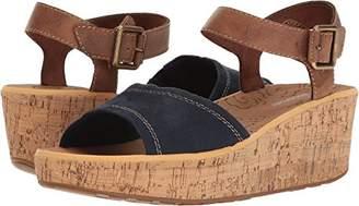 Rockport Women's Lanea Ankle Strap Platform Sandal