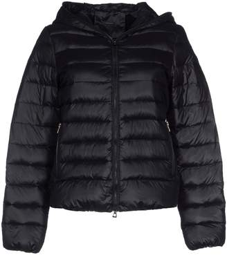 Peacock Blue Down jackets