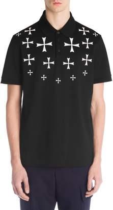 Erik Hart Military Star Polo Shirt