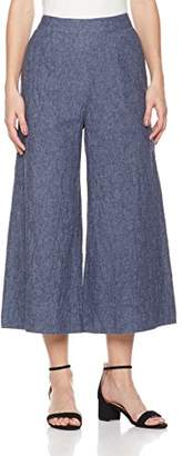 Suite Alice 9/10 Length Wide Leg Causal Trousers
