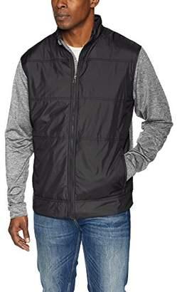 Cutter & Buck Men's Moisture Wicking Weather Resistant Full Zip Stealth Jacket
