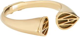 Amanda Wakeley Gold Monogram Ring
