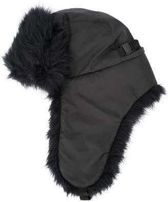 Sacai fur lined hood