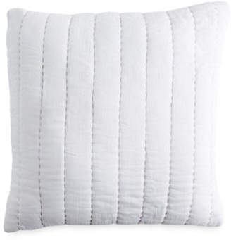 DKNY Quilted Voile Cotton Cushion