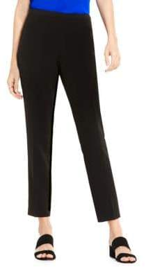 Vince Camuto Solid Ankle-Length Pants