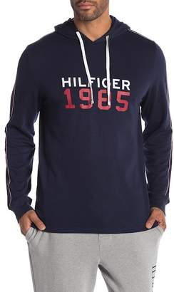 Tommy Hilfiger Brand Logo Hoodie