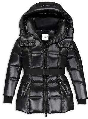 SAM. Girls' Soho Belted Puffer Jacket - Big Kid