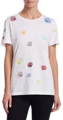 Rosie Assoulin Rainbow Seashell Tee Shirt