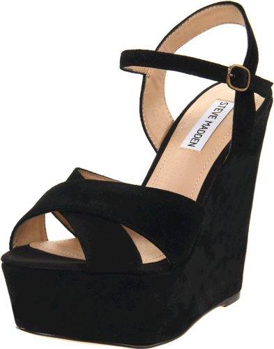 Steve Madden Women's WestII Wedge Sandal